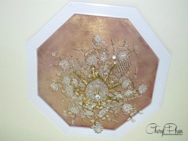 Ceilings That Shimmer