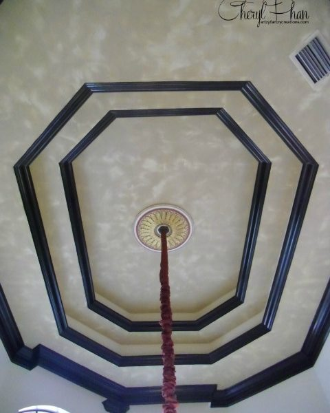 Luster Stone Ceiling