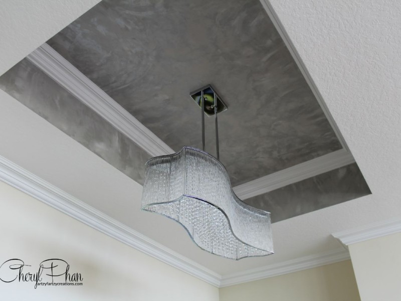 Modern Faux Ceiling
