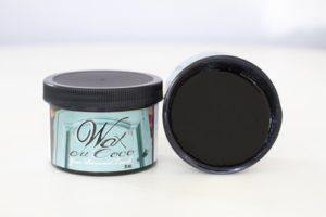 Black Wax Paint Du Coco
