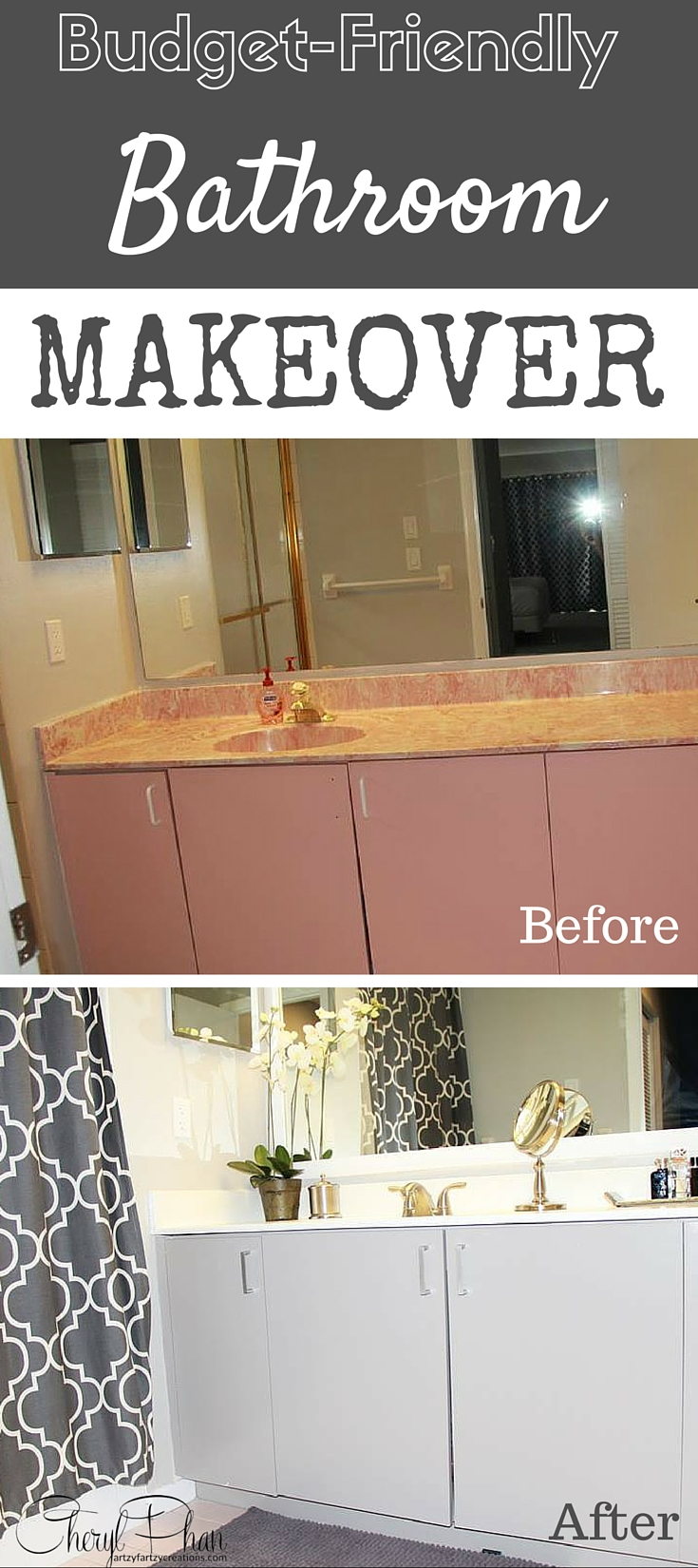 Pin It: Budget Friendly Makeover