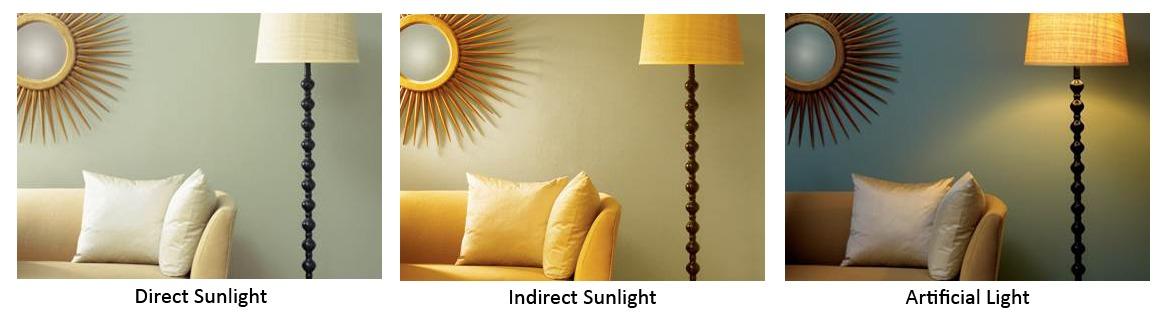 How Does Lighting Affect Paint Colors? | Faux Finish | Decorative ...