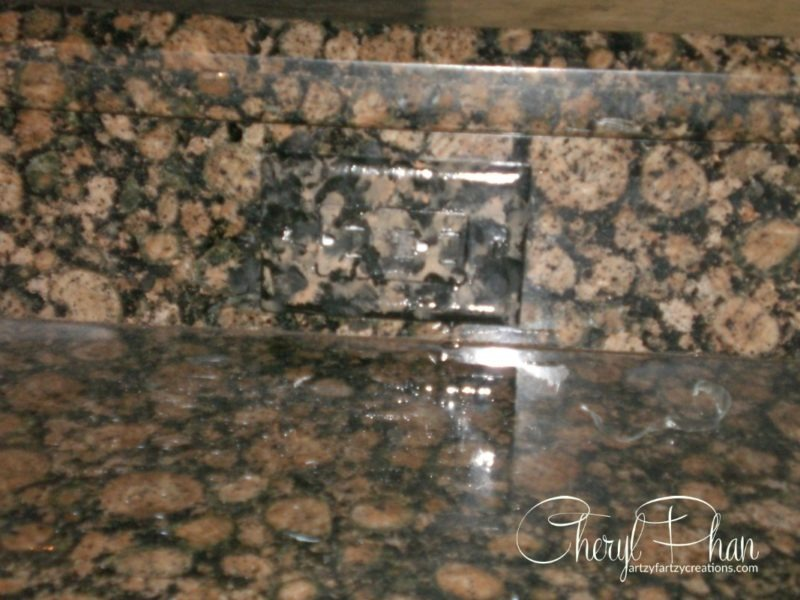Granite Switch Plate