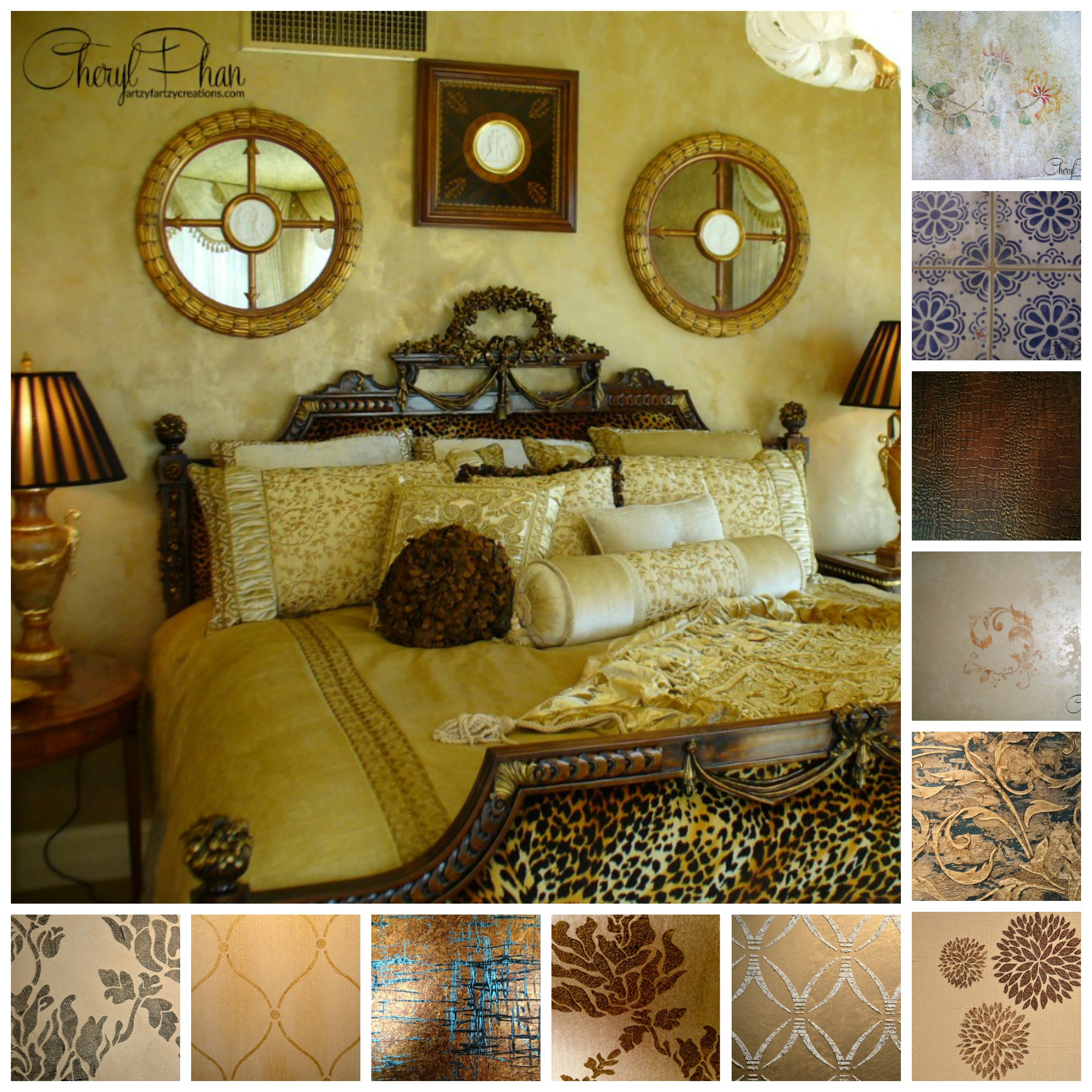 Is Faux Finishing Out Dated?   Faux Finish   Decorative Painting ...