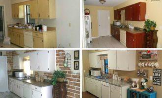 3 kitchens