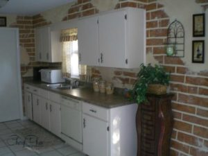 Kitchen Makeover old world