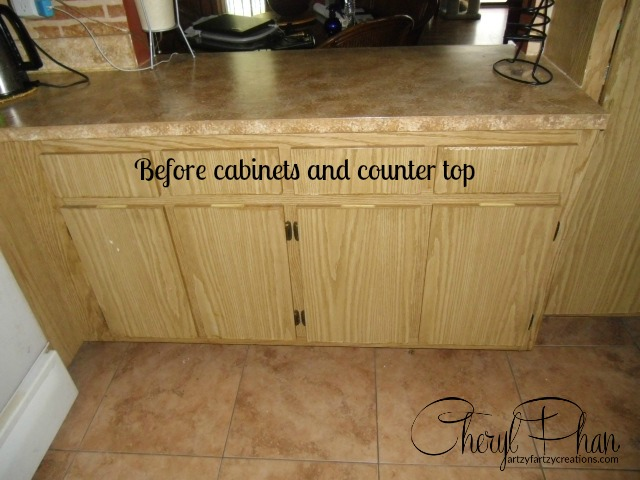 Before Cabinets & Counter Top signiture