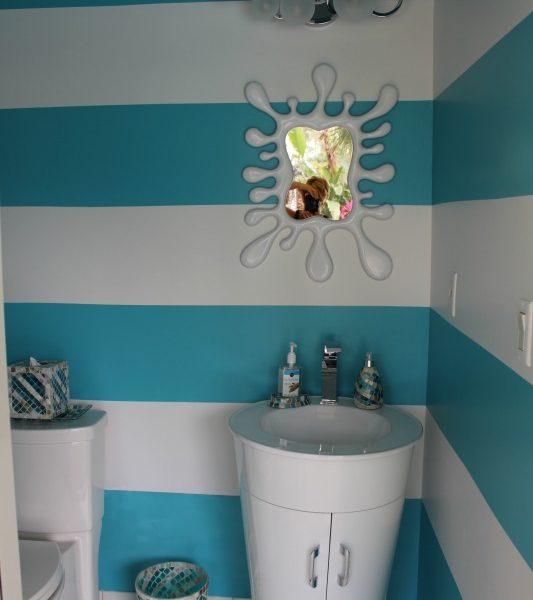 Costal Living bathroom