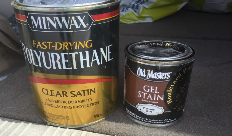 Products for staining