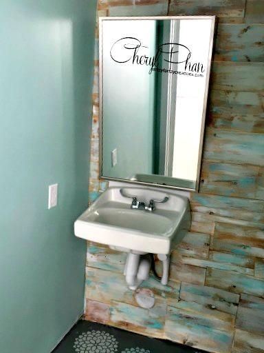 DIY Cedar Wall - Wood Plank Accent wall   Cheryl Phan