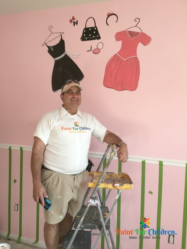 Ivana's Big Girl Room