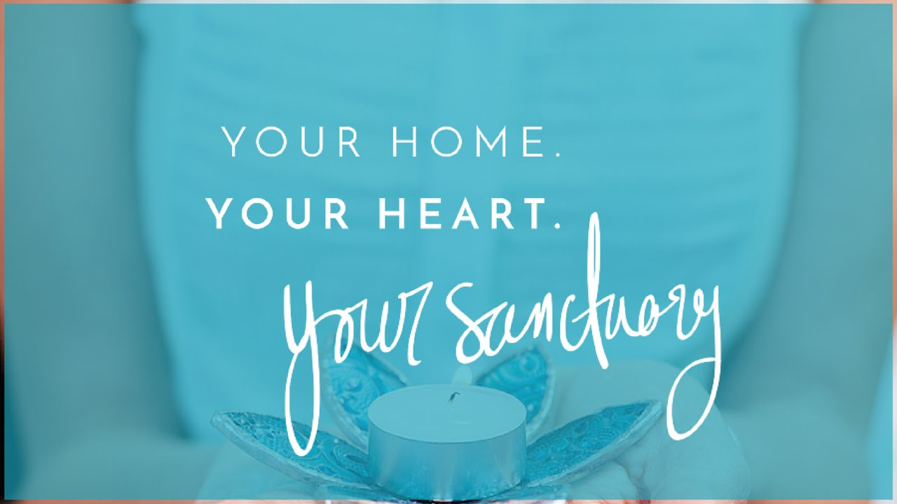 Create YOUR OWN Sanctuary