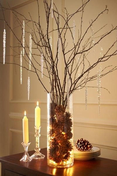 Blog Winter 4 Twigs In Vase Faux Finish Decorative Painting
