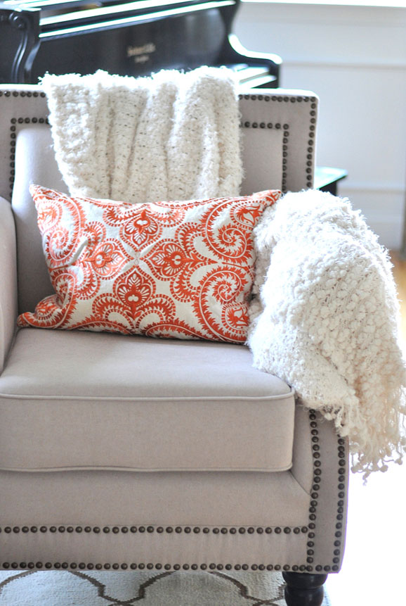 Blog Winter Decorating 1 Throws Pillows