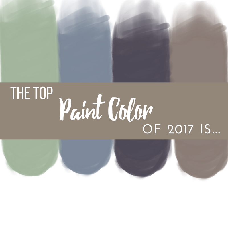 The Paint Color of the Year!