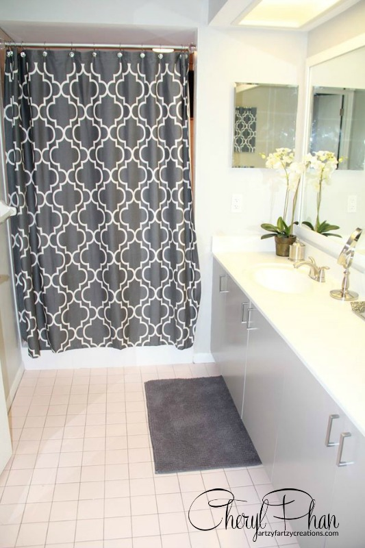 Budget Friendly Bathroom Makeover Faux Finish Decorative - Budget friendly bathroom remodels