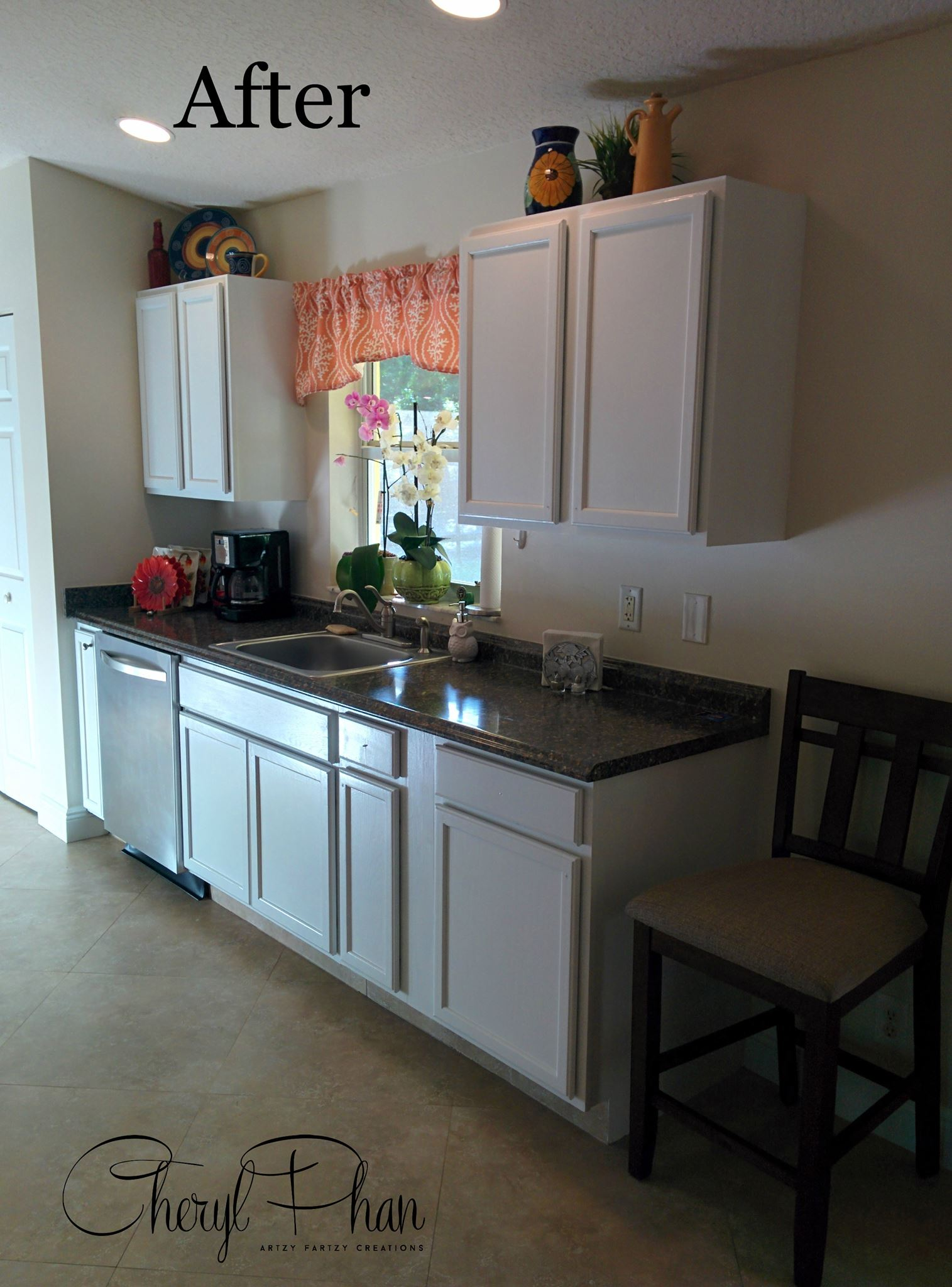 Wood or White Cabinets in the Kitchen - What's your ...