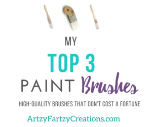 Best Paint Brushes Cheryl Phan