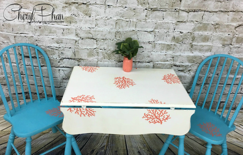 Make your own Chalk Paint | Cheryl Phan