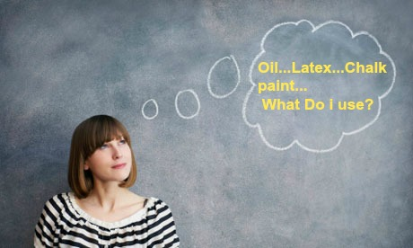 When to use Latex Paint - Paint Guide by Cheryl Phan