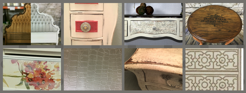 Learn to Paint These Furniture Pieces and Techniques Cheryl Phan