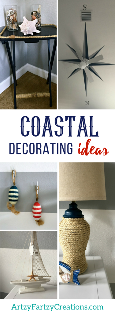 Coastal Decorating Ideas & Nautical Bedroom Design | Cheryl Phan