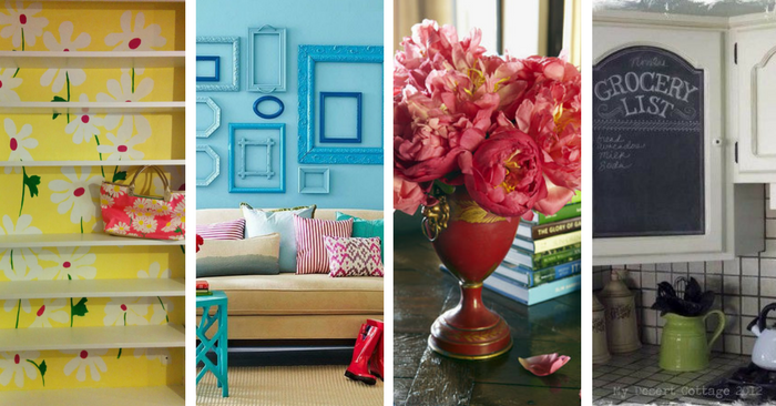 10 Budget Friendly Decorating Ideas you can do in 10 Minutes
