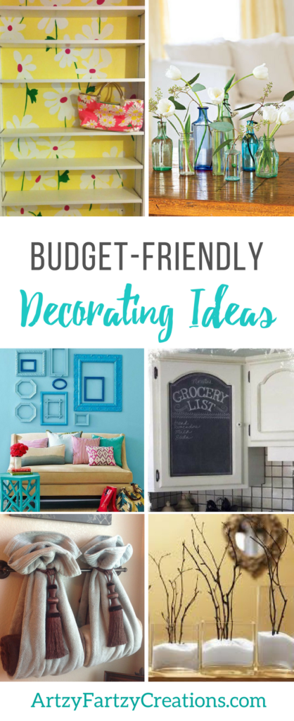 Simple Budget-friendly Decorating Ideas & Home Staging Ideas by Cheryl Phan