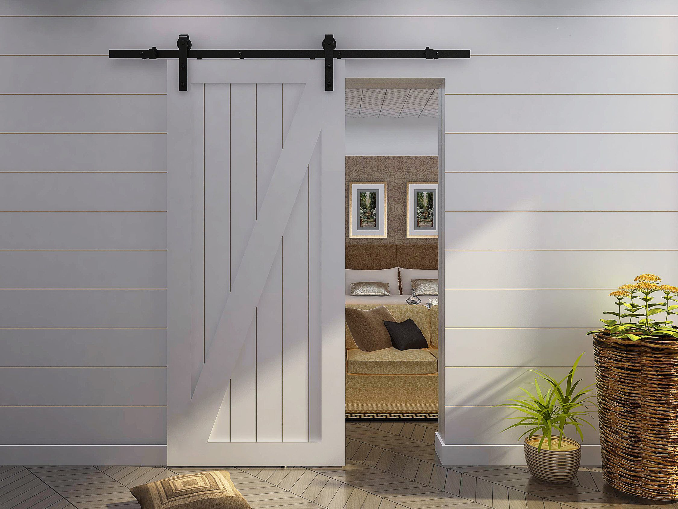 Barn Door Style Sliding Doors Zef Jam