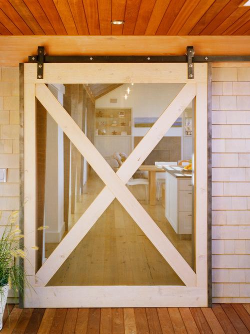23 Barndoor Ideas | Cheryl Phan
