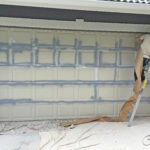 How to Repair a Rusty Garage -Cheryl Phan