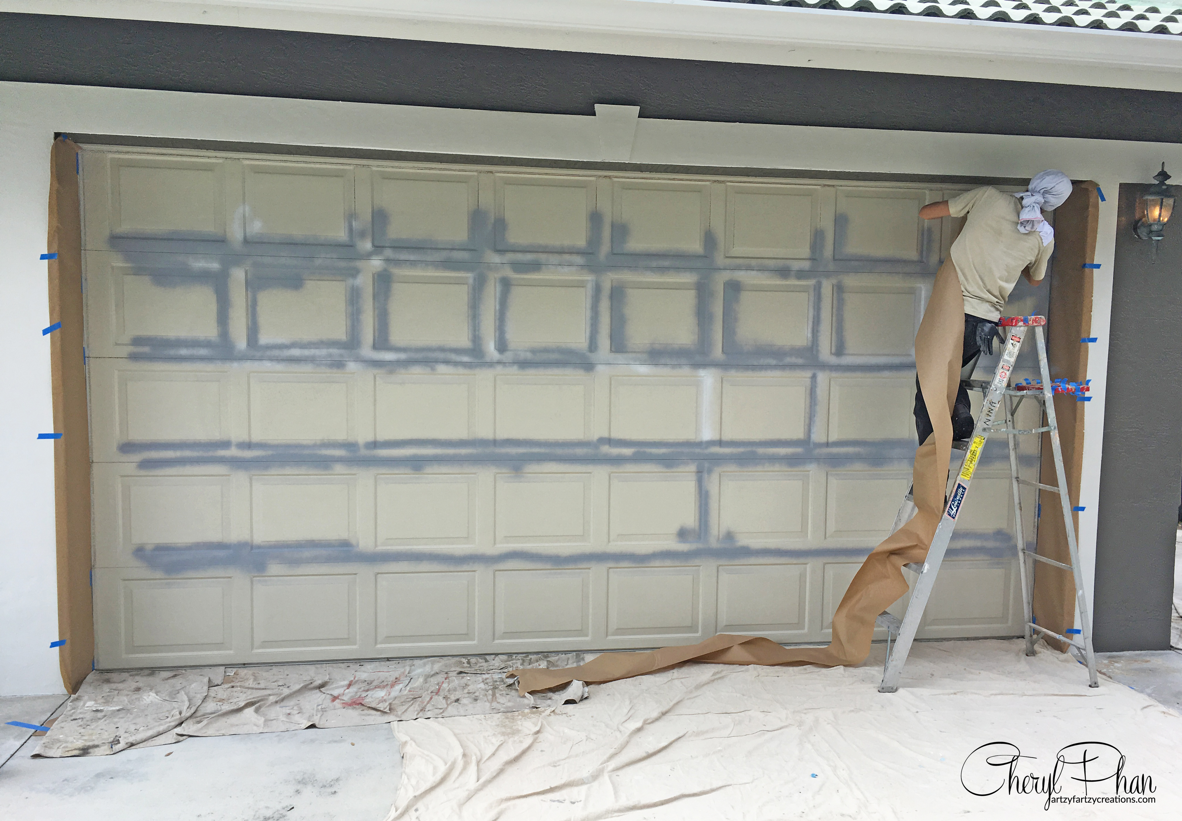 How to Repair Rusty Garage door