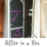 Armoire Office | Cheryl Phan