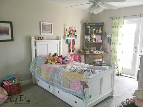 Superb Painted Garden Themed Girls Bedroom Cheryl Phan Download Free Architecture Designs Oxytwazosbritishbridgeorg