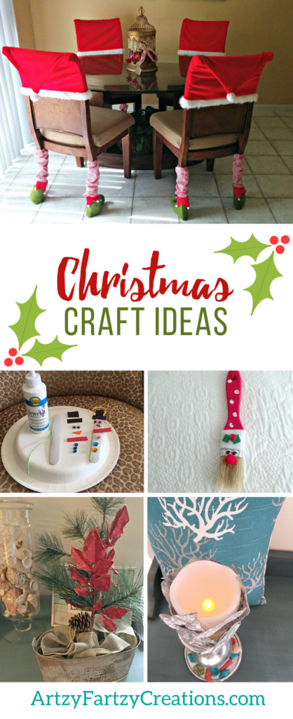 DIY Christmas Crafts and Ornaments and Christmas Decor with Cheryl Phan