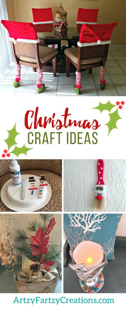 DIY Christmas Crafts and Ornaments and Christmas Decor with Cheryl Phan