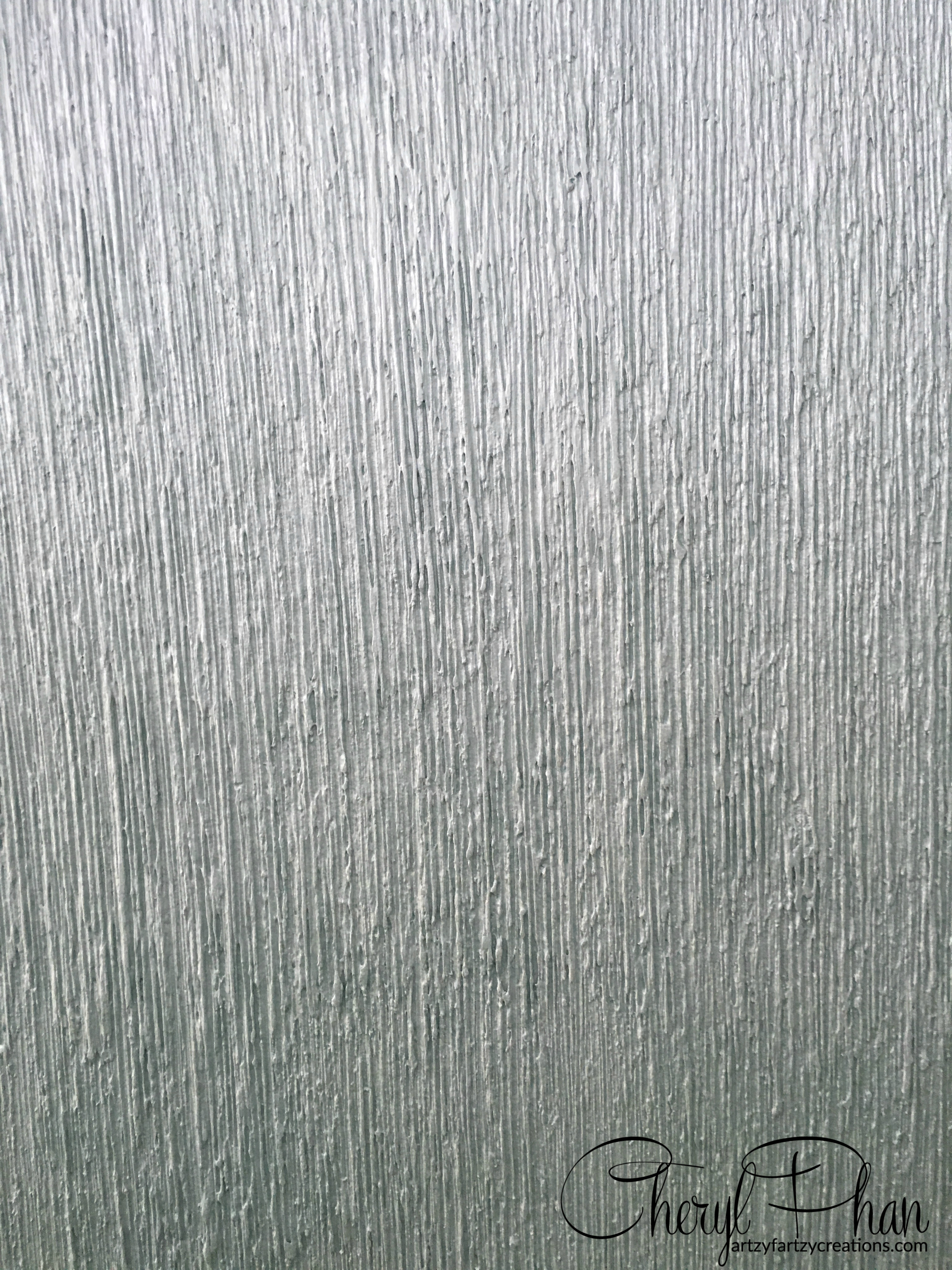 Faux Wall Finishes How To Paint A Textured Metallic Wall Finish By Cheryl Phan