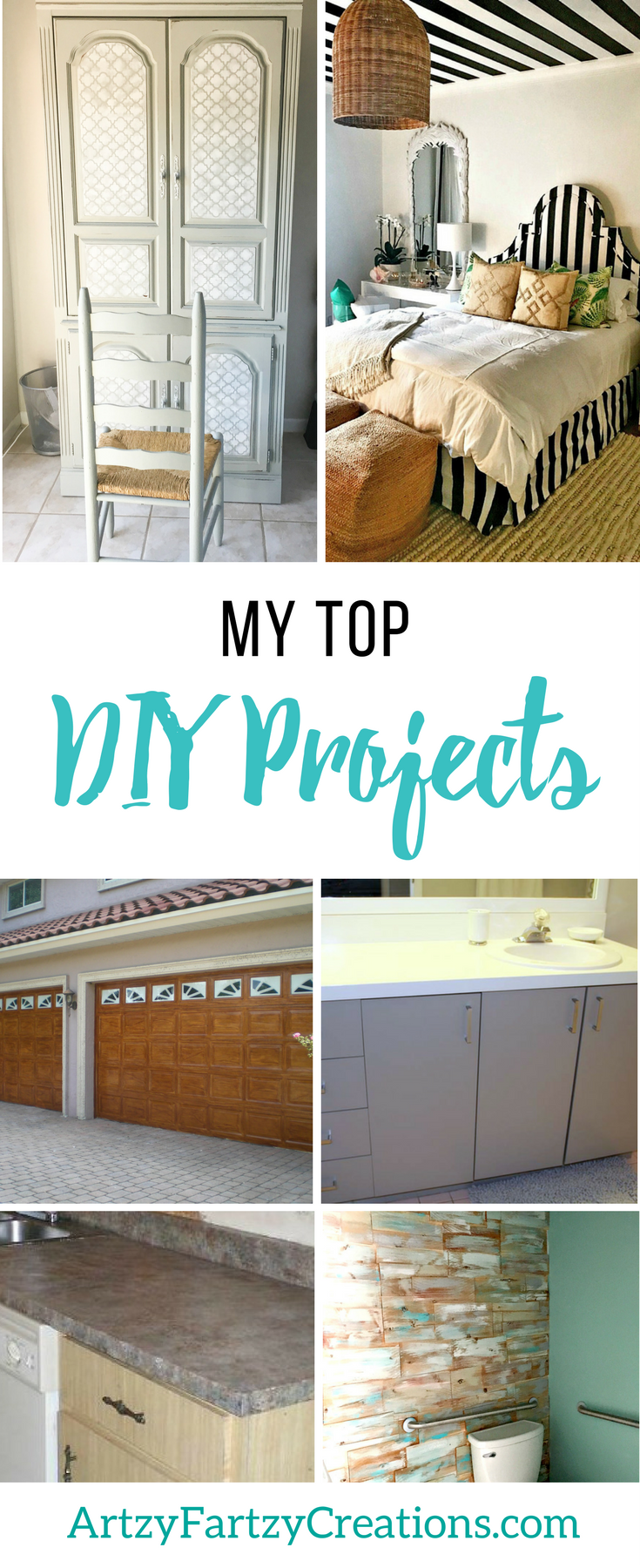 Top DIY Projects of 2017 by Cheryl Phan | DIy Ideas | How to Paint Furniture |