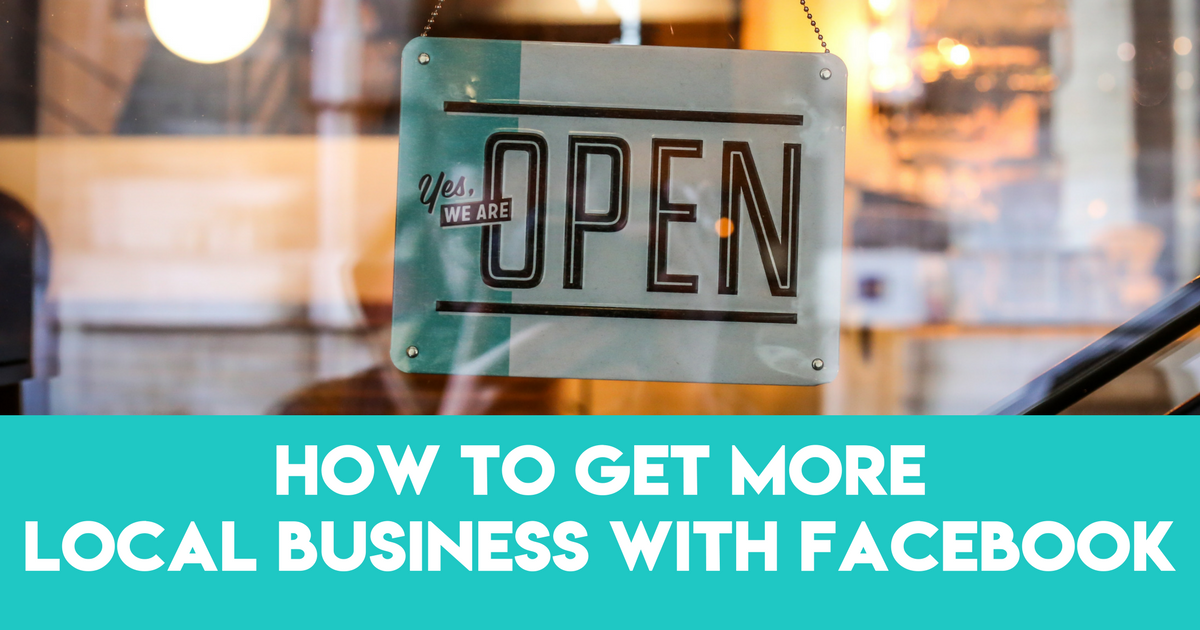 How to Find Local Business Through Facebook