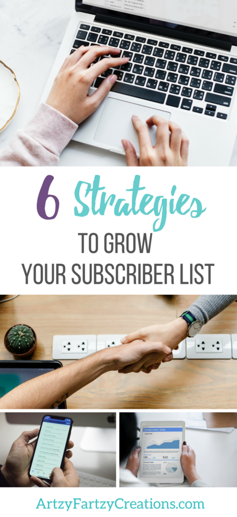 How to Build An Email List by Cheryl Phan | How to Grow an Online Business | Email Marketing Strategy