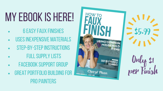 How to Faux Finish Ebook