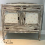 Weathered Furniture-After-Artzy Fartzy Creations