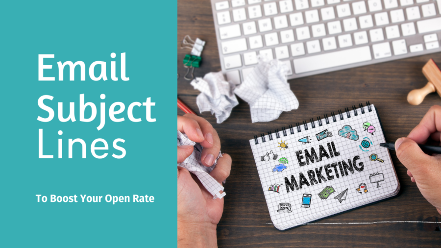 Subject Lines That Get Your Emails Opened