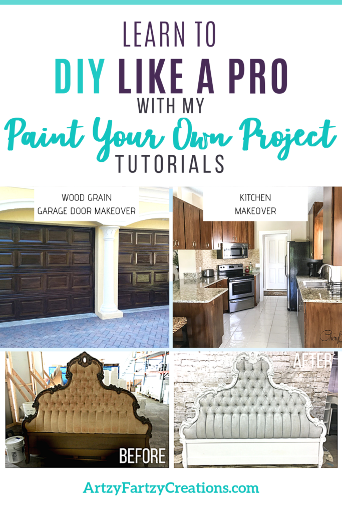 DIY Painting Tutorials by Cheryl Phan - Learn to paint like a pro