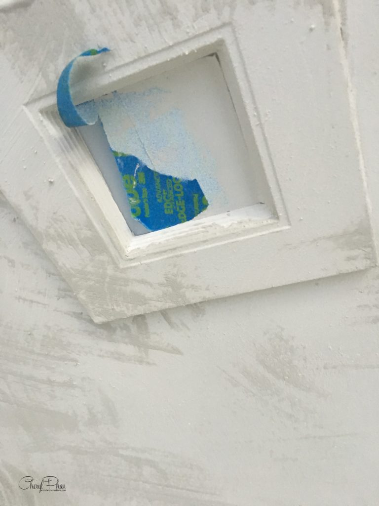 How to paint suede walls_Cheryl Phan_ArtzyFartzyCreations.com