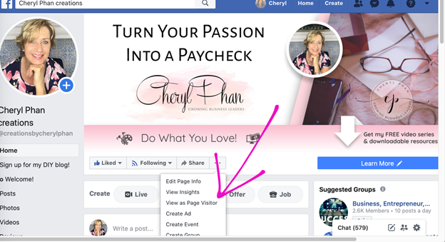 Fast and easy ways to get people to like your Facebook page