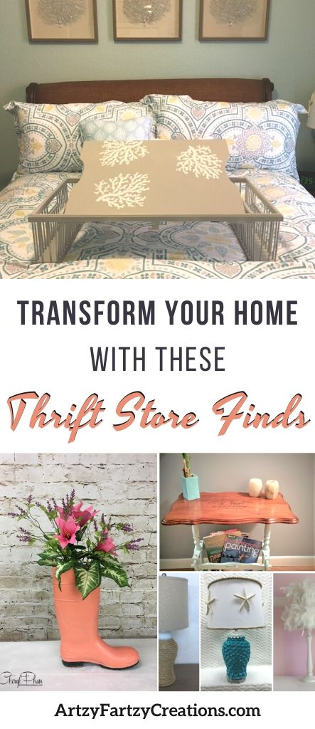 Thrift store finds that will transform your home