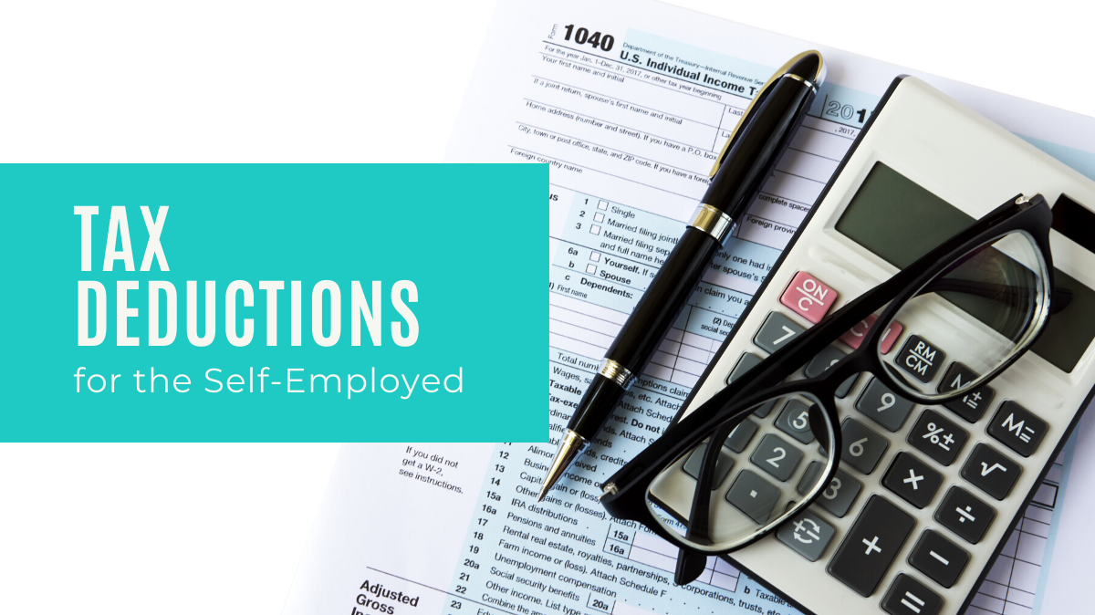 What Can You Deduct on Your Taxes If You're Self Employed?