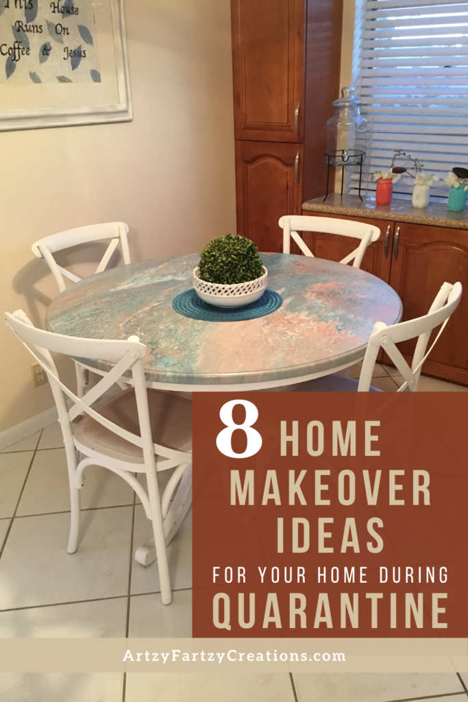 8 Easy Makeover Projects to Do Around the House During Quarantine