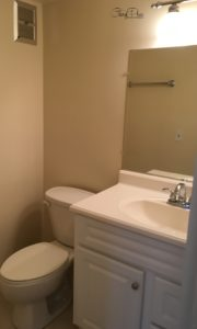 High-End Bathroom Makeover for a Low-End Price